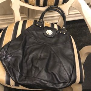 Foley and Corrine Designer Leather Bag STEAL PRICE